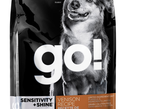 GO! Sensitivity + Shine Venison Dog 230 г