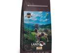Landor Adult Dog (Lamb&Rice) 3 кг