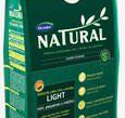Natural light dog food for miniature, small & medium breeds 2,5 кг