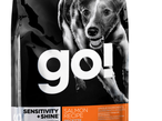 GO! Sensitivity + Shine Salmon Dog 230 г