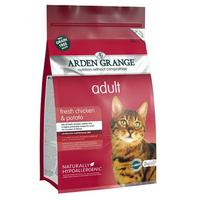 AG Adult Cat Chicken & Potato 2 кг
