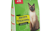 "Pronature 28 для кошек ""Мясо""  2,72 кг"
